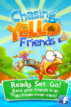 Chasing Yello Friends