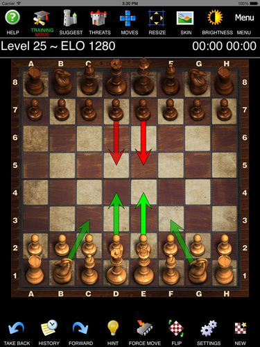 Descarga gratuita de Chess pro para iPhone, iPad y iPod.