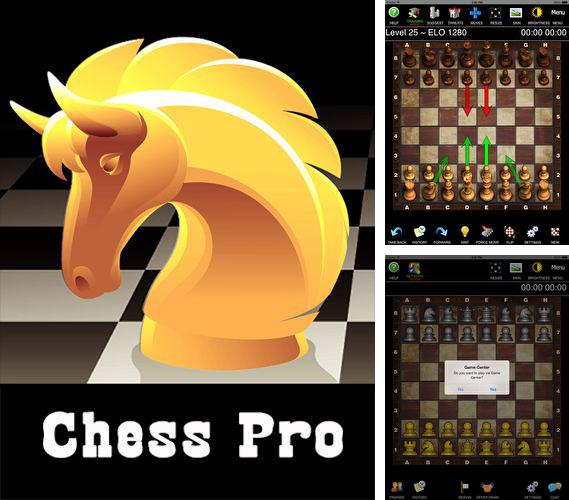 In addition to the game Golden Axe 2 for iPhone, iPad or iPod, you can also download Chess pro for free.