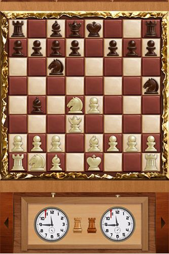 Capturas de pantalla del juego Chess: Pro para iPhone, iPad o iPod.