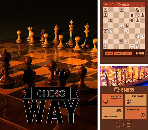 In addition to the game MXS big air for iPhone, iPad or iPod, you can also download Chess way for free.