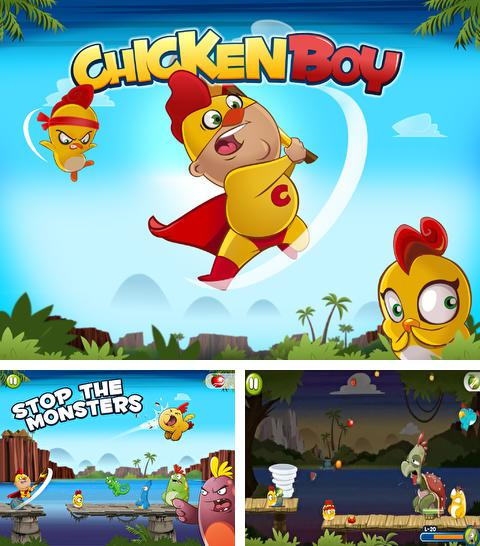 In addition to the game Oddworld: Munch's oddysee for iPhone, iPad or iPod, you can also download Chicken Boy for free.