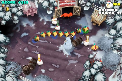 Download Chicken coup iPhone free game.