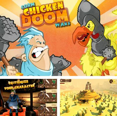 In addition to the game Shadow Warrior for iPhone, iPad or iPod, you can also download Chicken Doom for free.