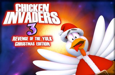 Chicken Invaders 3 Revenge of the Yolk Christmas Edition