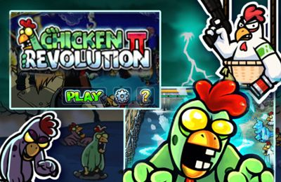 Chicken Revolution 2: Zombie