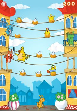 Download Chicken Story Adventure iPhone free game.