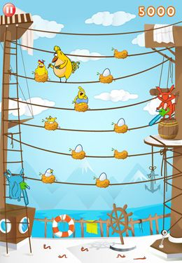 Free Chicken Story Adventure download for iPhone, iPad and iPod.