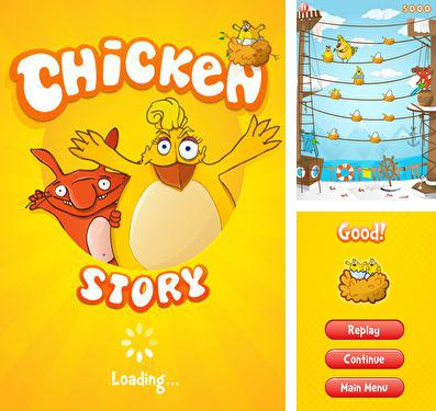 In addition to the game R-Type 2 for iPhone, iPad or iPod, you can also download Chicken Story Adventure for free.
