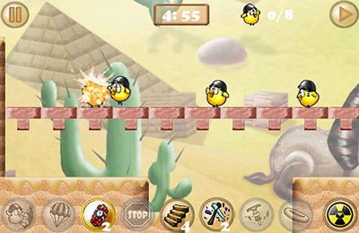 Capturas de pantalla del juego Chicks para iPhone, iPad o iPod.
