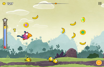 Игра Chicks Ahead для iPhone