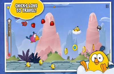 Capturas de pantalla del juego Chicks Ahead para iPhone, iPad o iPod.