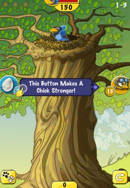 Download Chicks vs. Kittens iPhone free game.