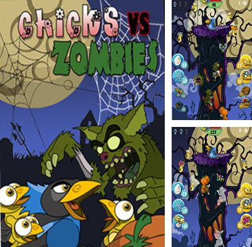 In addition to the game Heroes inc. for iPhone, iPad or iPod, you can also download Chicks vs. Zombies for free.