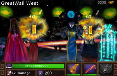 Descarga gratuita de Chinese Zombie War para iPhone, iPad y iPod.
