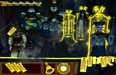 Capturas de pantalla del juego Chinese Zombie War para iPhone, iPad o iPod.