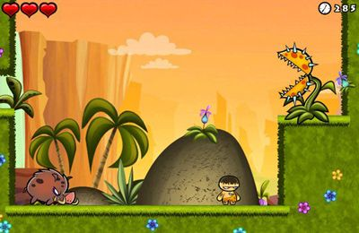 Descarga gratuita de Chop Chop Caveman para iPhone, iPad y iPod.