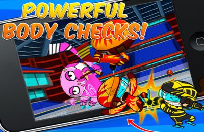 Скачати гру Chop Chop Hockey для iPad.