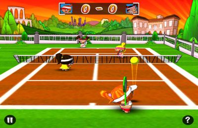 Descarga gratuita del juego Tenis animado  para iPhone.