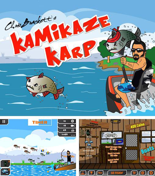 Скачать Chris Brackett's kamikaze karp на iPhone бесплатно