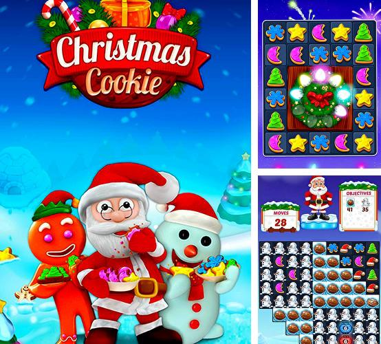 In addition to the game Atlantis 4: Evolution for iPhone, iPad or iPod, you can also download Christmas cookie for free.