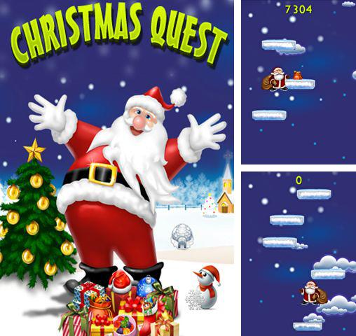 In addition to the game StarFire for iPhone, iPad or iPod, you can also download Christmas quest for free.