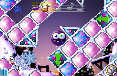Capturas de pantalla del juego Christmas Rock'n'Roll para iPhone, iPad o iPod.