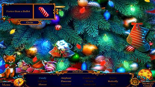 Screenshots vom Spiel Christmas stories: A little prince für iPhone, iPad oder iPod.