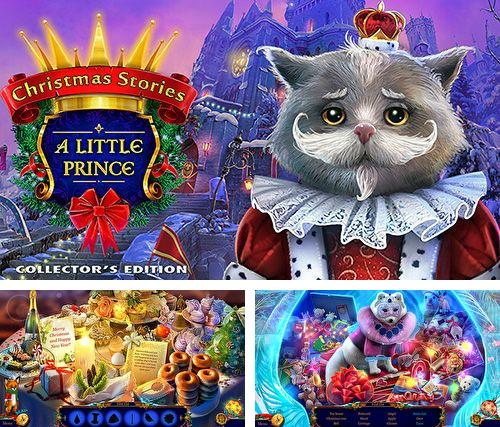 Download Christmas stories: A little prince iPhone free game.