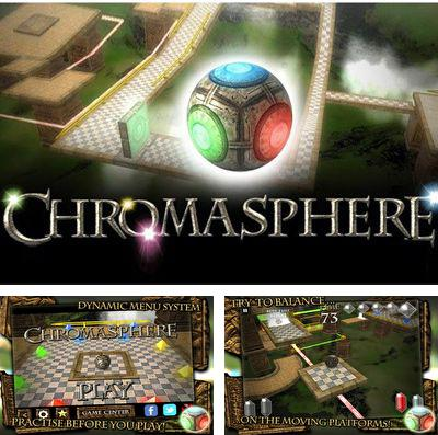 In addition to the game The Croods for iPhone, iPad or iPod, you can also download Chromasphere for free.