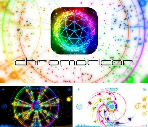 In addition to the game Zombie isle for iPhone, iPad or iPod, you can also download Chromaticon for free.