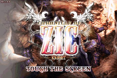 Chronicle of ZIC: Knight Edition