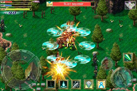 Kostenloser Download von Chronicle of ZIC: Knight Edition für iPhone, iPad und iPod.