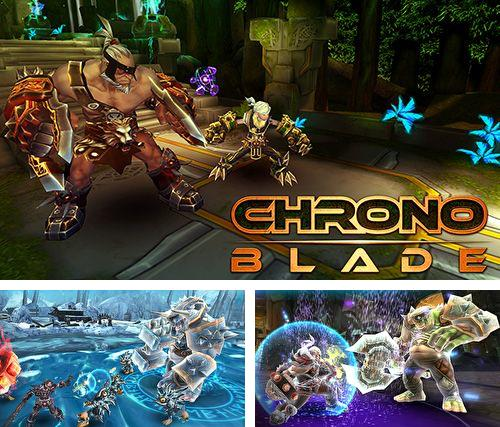 In addition to the game Temple Run: Oz for iPhone, iPad or iPod, you can also download Chrono blade for free.