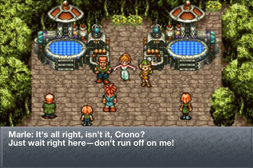 Download Chrono: Trigger iPhone free game.