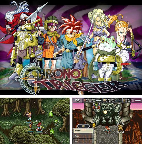 In addition to the game Ready! Steady! Play! for iPhone, iPad or iPod, you can also download Chrono: Trigger for free.