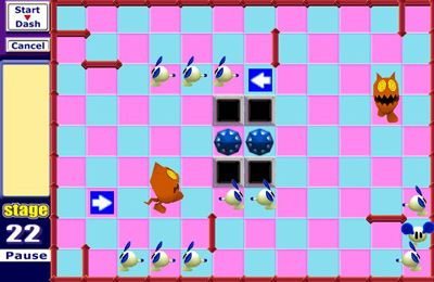 Screenshots of the ChuChu Rocket! game for iPhone, iPad or iPod.