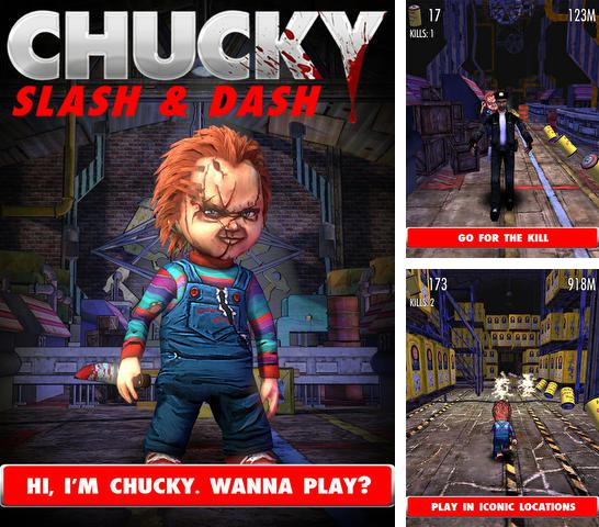In addition to the game Suicide squad: Special ops for iPhone, iPad or iPod, you can also download Chucky: Slash & Dash for free.