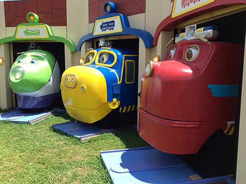 Download Chuggington: Traintastic adventures iPhone free game.