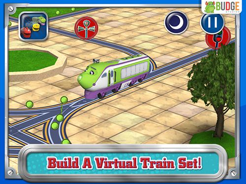 下载免费 iPhone、iPad 和 iPod 版Chuggington: Traintastic adventures。