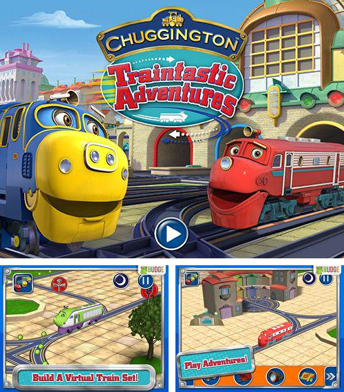 In addition to the game Card game 1000 for iPhone, iPad or iPod, you can also download Chuggington: Traintastic adventures for free.