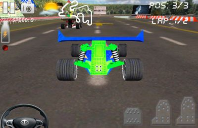 Скачать Circuit Racer 2 – Race and Chase – Best 3D Buggy Car Racing Game на iPhone бесплатно