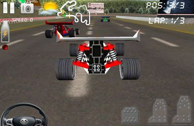Screenshots vom Spiel Circuit Racer 2 – Race and Chase – Best 3D Buggy Car Racing Game für iPhone, iPad oder iPod.