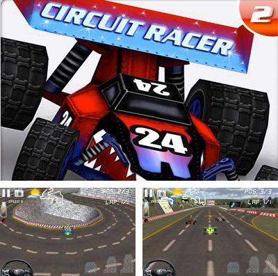 In addition to the game Gun Zombie : Hell Gate for iPhone, iPad or iPod, you can also download Circuit Racer 2 – Race and Chase – Best 3D Buggy Car Racing Game for free.