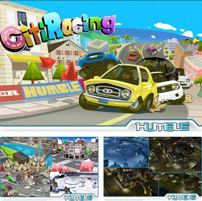 In addition to the game Cupcake cafe! for iPhone, iPad or iPod, you can also download Citi Racing for free.