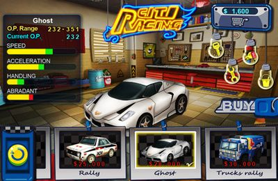 Descarga gratuita del juego Carreras NFS  para iPhone.