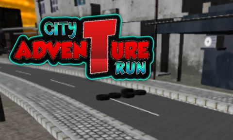 City adventure run