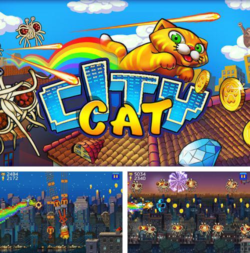 In addition to the game Super Badminton for iPhone, iPad or iPod, you can also download City cat for free.