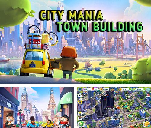 In addition to the game Magic 2014 for iPhone, iPad or iPod, you can also download City mania: Town building for free.