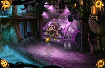Screenshots vom Spiel City Of Secrets 2 Episode 1 für iPhone, iPad oder iPod.